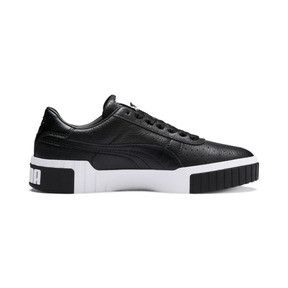 Thumbnail 6 of Cali Damen Sneaker, Puma Black-Puma White, medium
