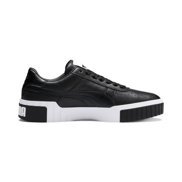 Cali Damen Sneaker, Puma Black-Puma White, large