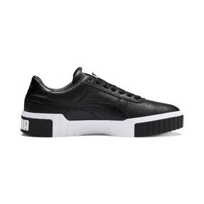 Thumbnail 6 of Cali Women's Sneakers, Puma Black-Puma White, medium