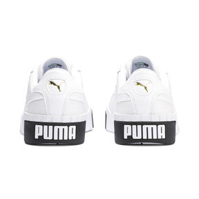 Thumbnail 4 of CALI ウィメンズ, Puma White-Puma Black, medium-JPN