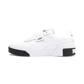 8507931ebefb Cali Women's Sneakers, Puma White-Puma Black, medium