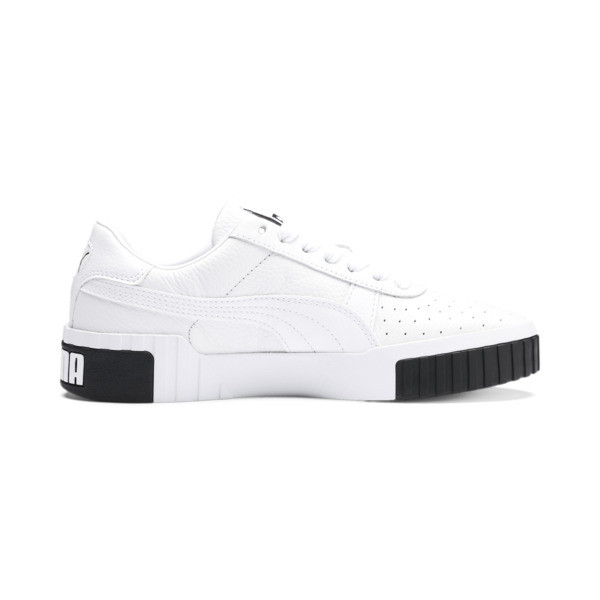 CALI ウィメンズ, Puma White-Puma Black, large-JPN