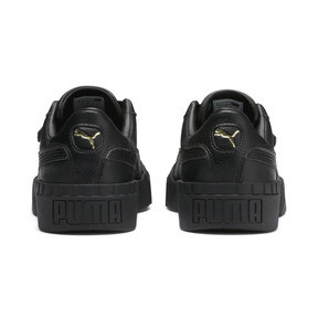 Thumbnail 4 of Cali Damen Sneaker, Puma Black-Puma Black, medium