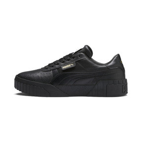 Thumbnail 1 of Cali Damen Sneaker, Puma Black-Puma Black, medium