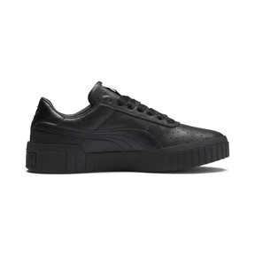Thumbnail 6 of Cali Damen Sneaker, Puma Black-Puma Black, medium