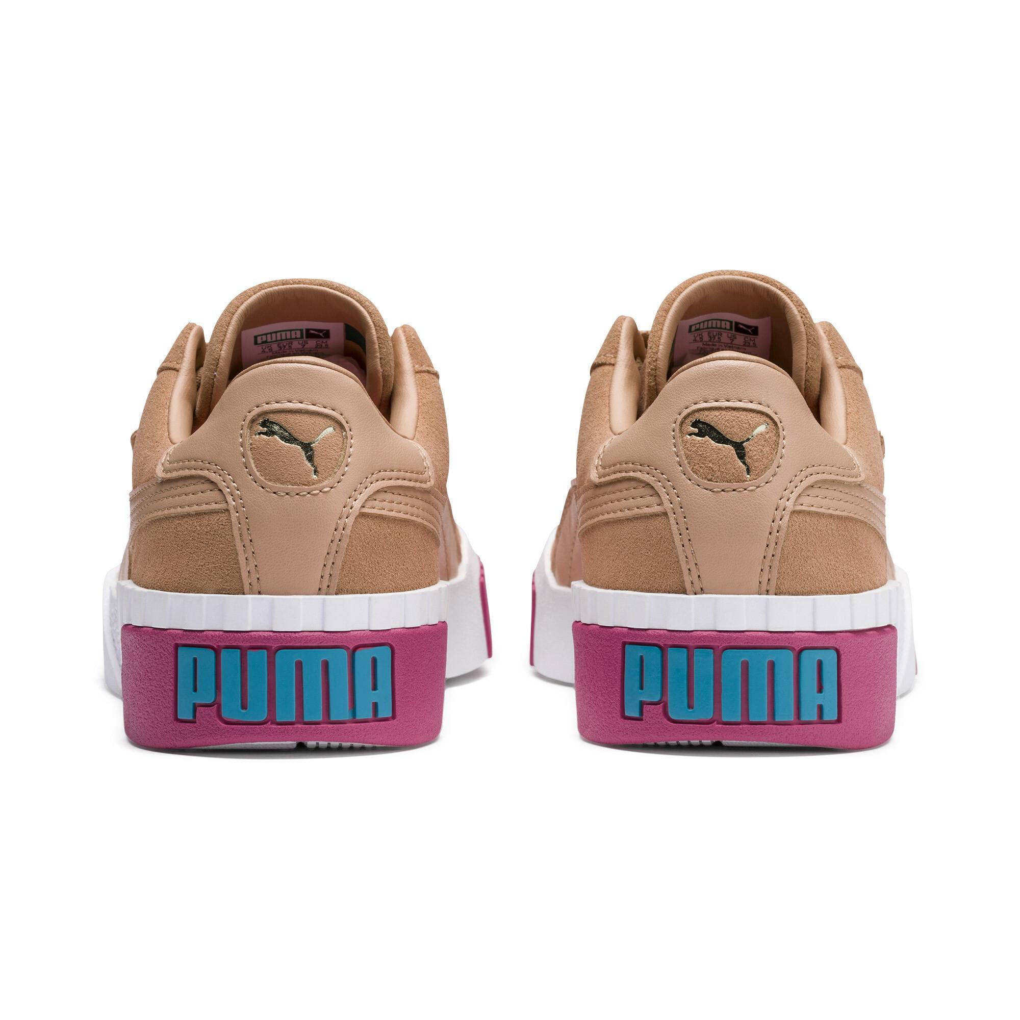 Image Puma Cali Suede Women's Sneakers #4