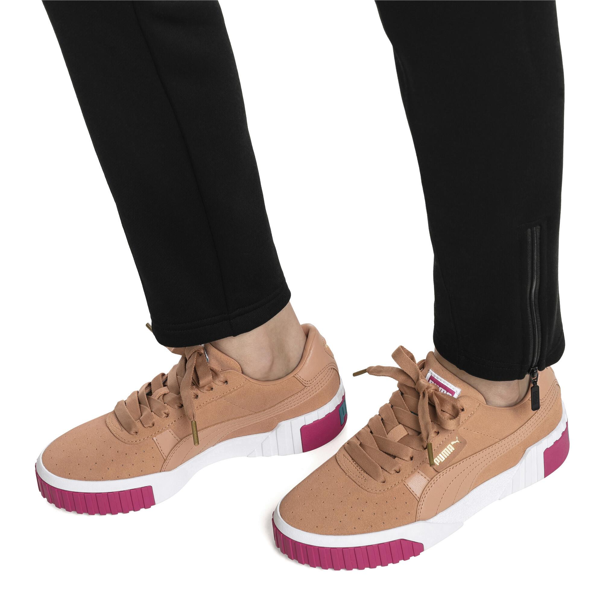 Image Puma Cali Suede Women's Sneakers #2