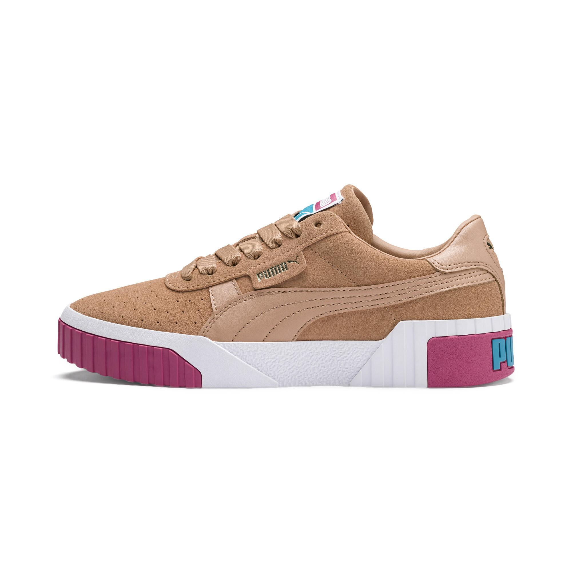 Image Puma Cali Suede Women's Sneakers #1
