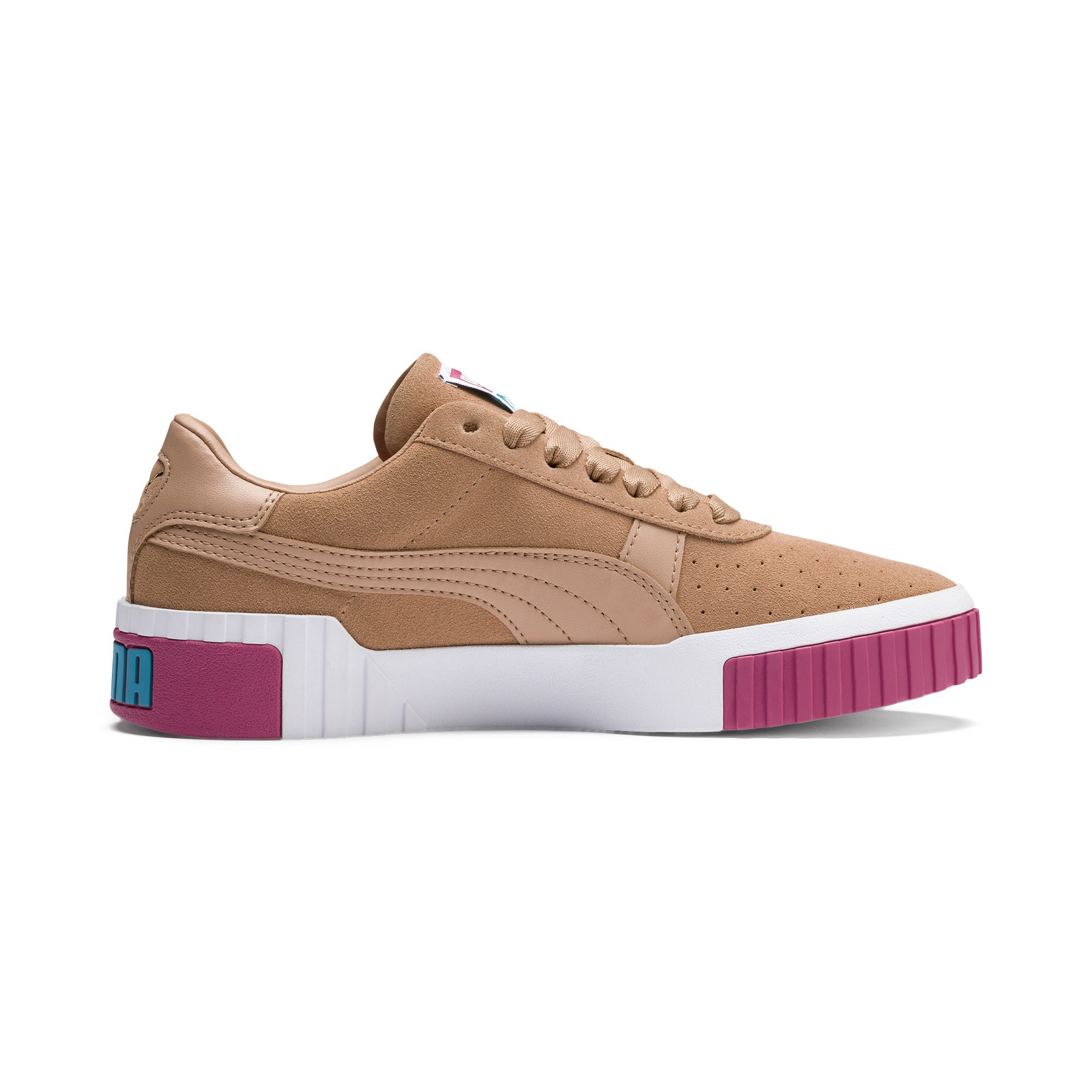Image Puma Cali Suede Women's Sneakers #6
