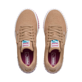 Thumbnail 6 of Cali Suede Women's Sneakers, Toast-Toast, medium