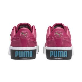 Thumbnail 4 of Cali Suede Women's Sneakers, Fuchsia Purple, medium