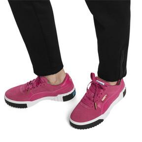 Thumbnail 7 of Cali Suede Women's Sneakers, Fuchsia Purple, medium