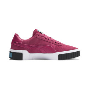 Thumbnail 5 of Cali Suede Women's Sneakers, Fuchsia Purple, medium