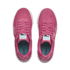 Thumbnail 6 of Cali Suede Women's Sneakers, Fuchsia Purple, medium