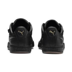Thumbnail 3 van Basket Classic Gum sneakers, Puma Black-Gum, medium