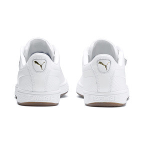 Thumbnail 3 of Basket Classic Gum Trainers, Puma White-Gum, medium