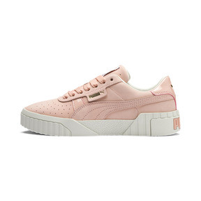 Thumbnail 1 of Cali Nubuck Women's Trainers, Peach Bud-Peach Bud, medium