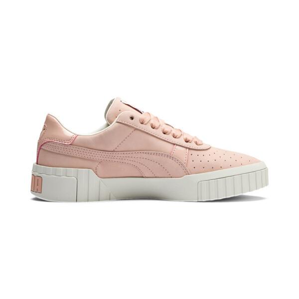 Cali Nubuck Women's Sneakers, Peach Bud-Peach Bud, large
