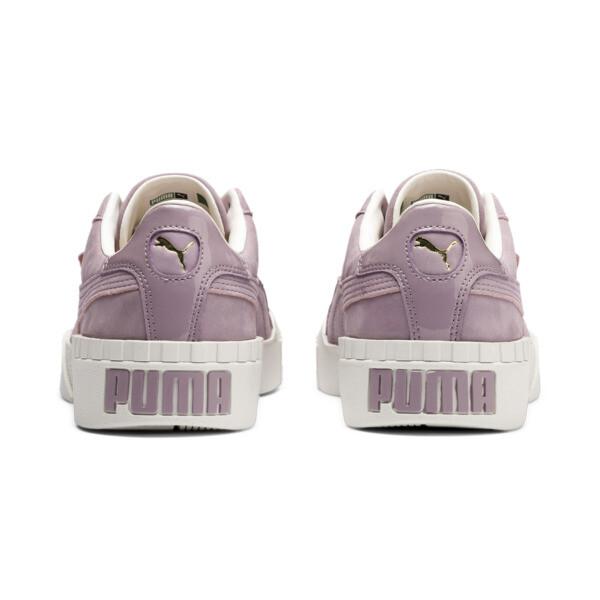 Cali Nubuck Damen Sneaker, Elderberry, large