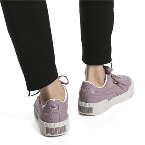 Thumbnail 2 of Cali Nubuck Women's Trainers, Elderberry, medium
