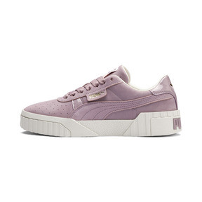 Thumbnail 1 of Cali Nubuck Women's Trainers, Elderberry, medium