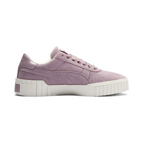 Thumbnail 7 of Cali Nubuck Women's Trainers, Elderberry, medium