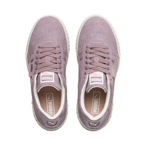 Thumbnail 8 of Cali Nubuck Women's Trainers, Elderberry, medium