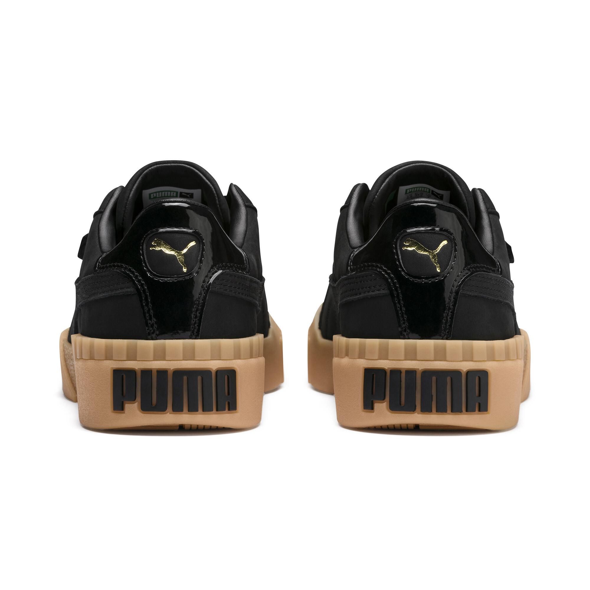 Image Puma Cali Nubuck Women's Sneakers #4