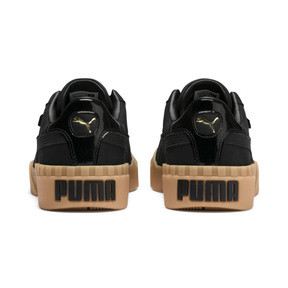 Thumbnail 4 of Cali Nubuck Women's Sneakers, Puma Black-Puma Black, medium