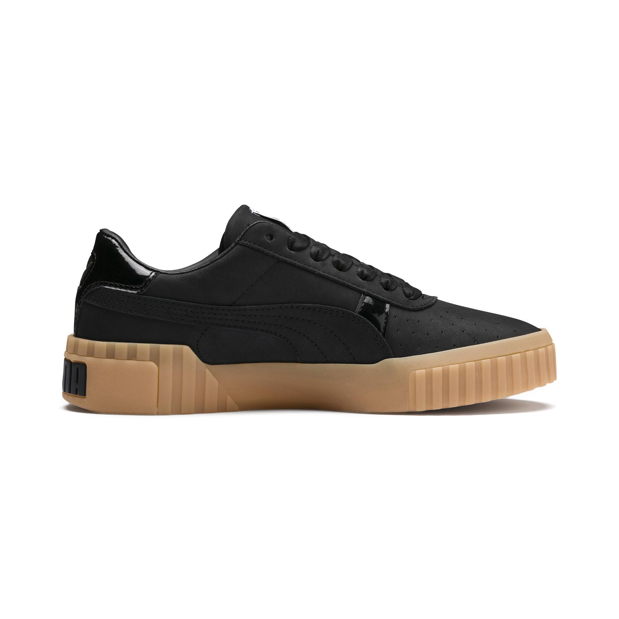 Image Puma Cali Nubuck Women's Sneakers #6