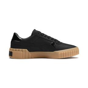 Thumbnail 5 of Cali Nubuck Women's Sneakers, Puma Black-Puma Black, medium