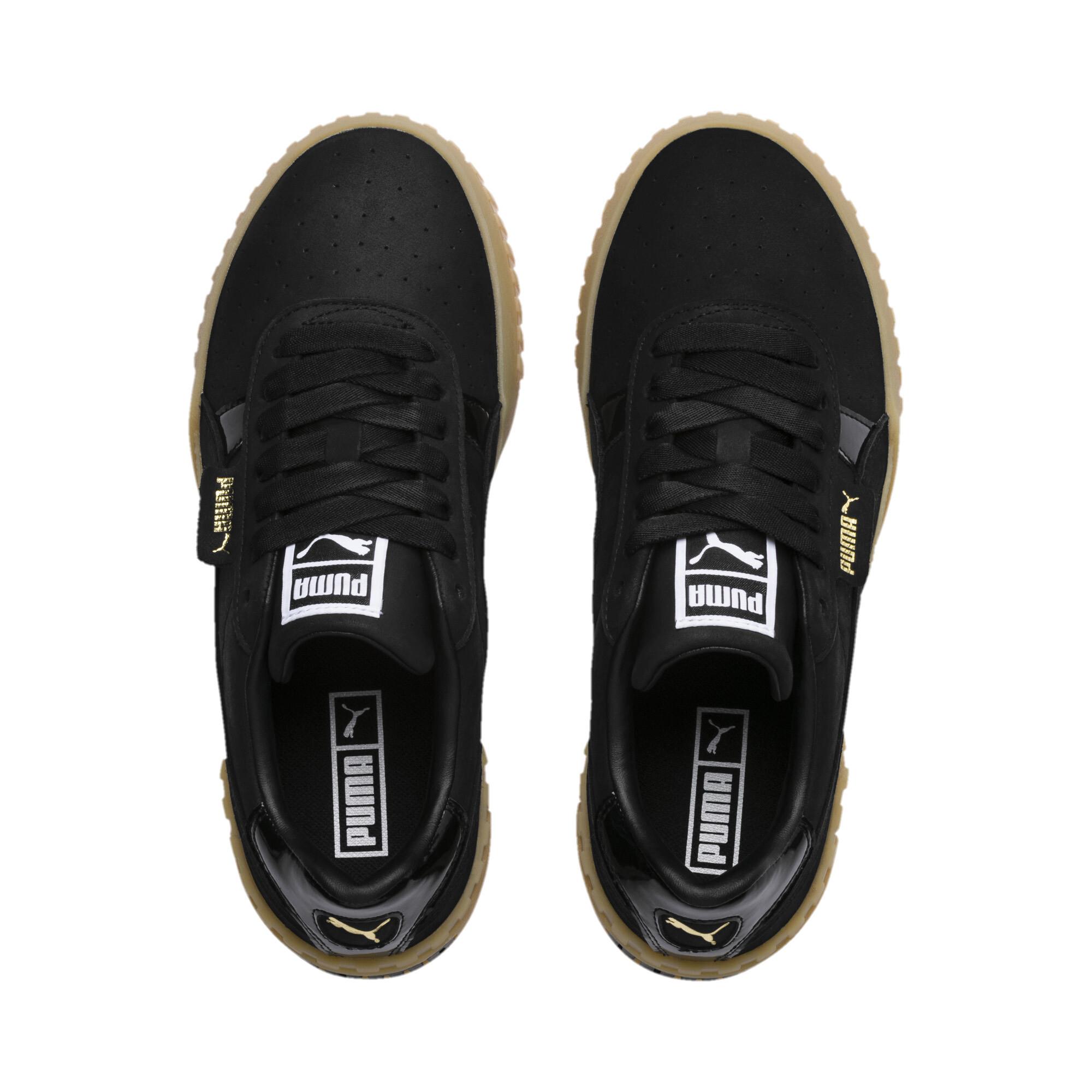 Image Puma Cali Nubuck Women's Sneakers #7