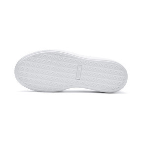 Thumbnail 3 of Platform Seamless Women's Trainers, Puma White-Ponderosa Pine, medium