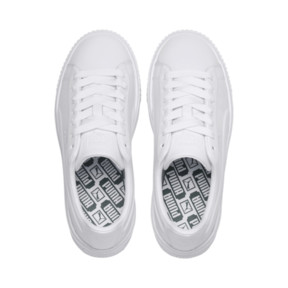 Thumbnail 6 of Platform Seamless Women's Trainers, Puma White-Ponderosa Pine, medium
