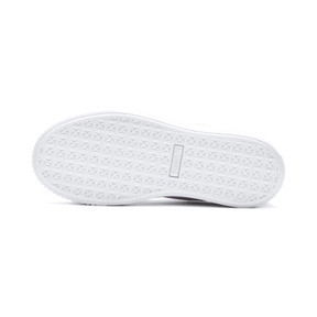Thumbnail 5 of Suede Platform Galaxy Women's Sneakers, Pale Pink-Puma Silver, medium
