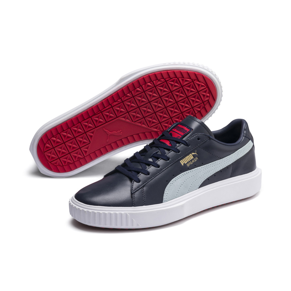 Image Puma PUMA Breaker Leather Sneakers #2