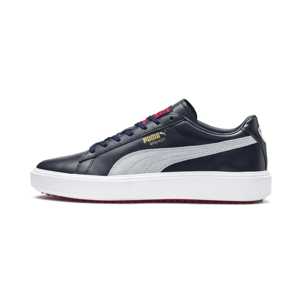Image Puma PUMA Breaker Leather Sneakers #1