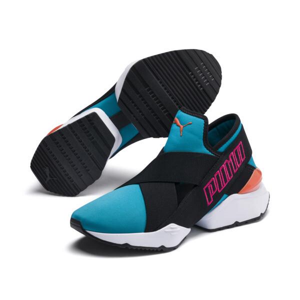 Muse 2 EOS Trailblazer Women's Sneakers, Caribbean Sea-Puma Black, large