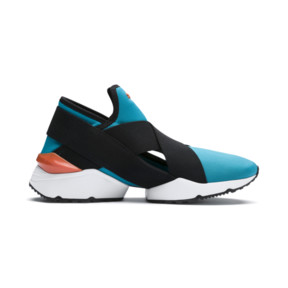 Thumbnail 6 of Muse EOS 2 TZ Damen Sneaker, Caribbean Sea-Puma Black, medium