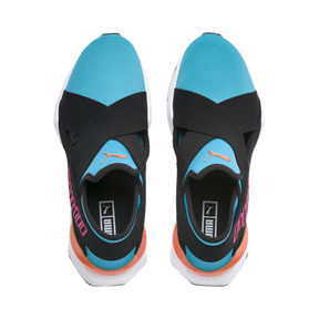 Thumbnail 7 of Muse 2 EOS Trailblazer Women's Sneakers, Caribbean Sea-Puma Black, medium