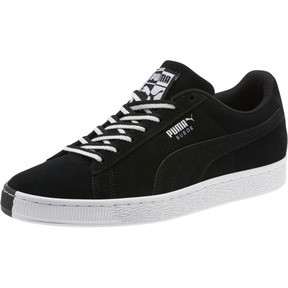 """Thumbnail 1 of Suede Classic """"Other Side"""" Sneakers, Puma Black-Puma White, medium"""