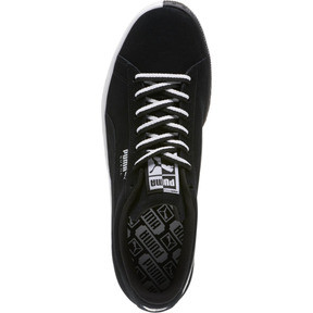 """Thumbnail 5 of Suede Classic """"Other Side"""" Sneakers, Puma Black-Puma White, medium"""