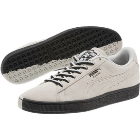 "Thumbnail 2 of Suede Classic ""Other Side"" Sneakers, Glacier Gray-Puma Black, medium"