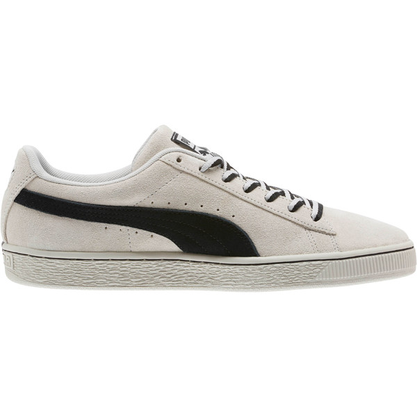 "Suede Classic ""Other Side"" Sneakers, Glacier Gray-Puma Black, large"