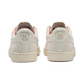 Thumbnail 3 of Suede Classic Easter Sneakers, Whisper White-Whisper White, medium