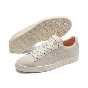 Thumbnail 2 of Suede Classic Easter Sneakers, Whisper White-Whisper White, medium