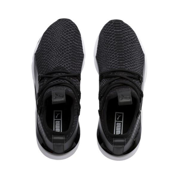Muse 2 Reptile Damen Sneaker, Puma Black, large