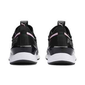 Thumbnail 4 of MUSE 2 Trailblazer Women's Trainers, Puma Black-Lilac Sachet, medium