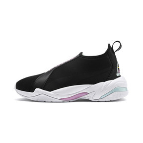 Thumbnail 1 of Thunder Trailblazer Women's Sneakers, Puma Black-Pale Pink, medium