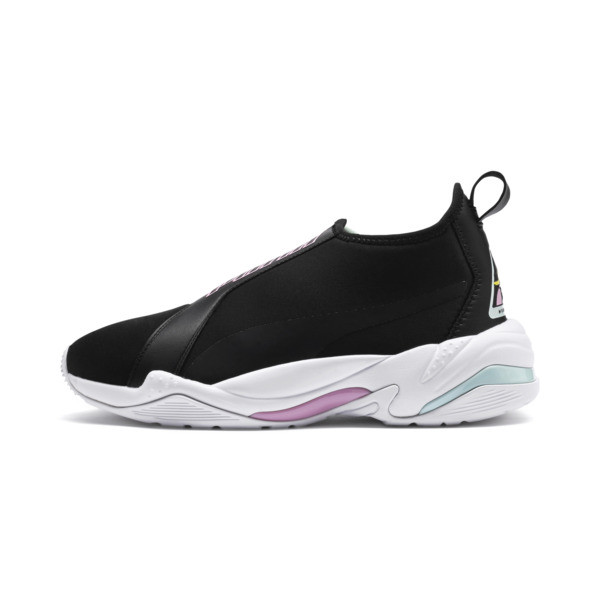 Thunder Trailblazer Women's Sneakers, Puma Black-Pale Pink, large